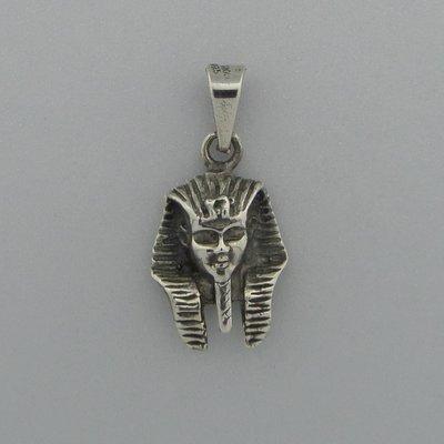 Zilveren Hanger Farao