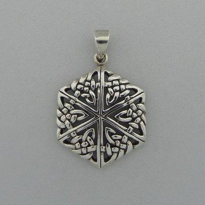 Zilveren Hanger Keltisch