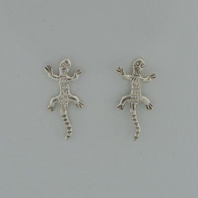 Zilveren Oorstekers Salamander