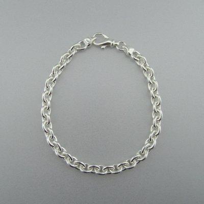 Zilveren Armband 19 cm