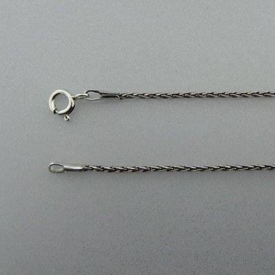 Zilveren Ketting 50 cm