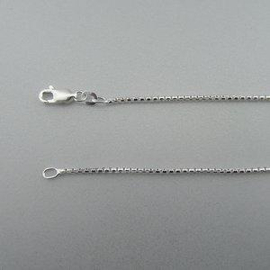 Zilveren Ketting Venetiaans 60 cm