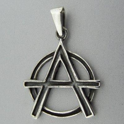 Zilveren Hanger Anarchie