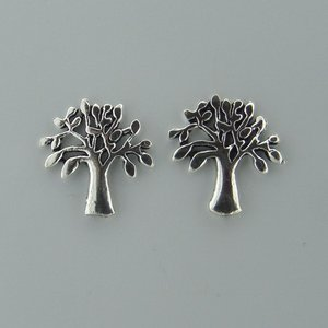 Zilveren Oorstekers Levensboom